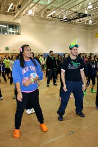 Dancing for Children's Miracle Network